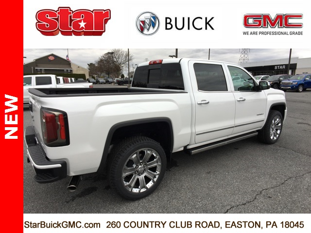 2018 Sierra 1500 Crew Cab 4x4,  Pickup #480375 - photo 8