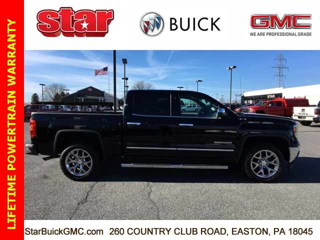 2015 Sierra 1500 Crew Cab 4x4,  Pickup #480394A - photo 3
