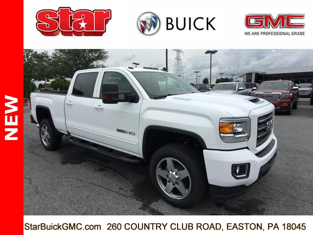 2019 Sierra 2500 Crew Cab 4x4,  Pickup #490003 - photo 3