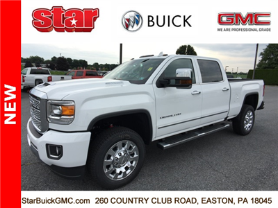 2019 Sierra 2500 Crew Cab 4x4,  Pickup #490004 - photo 1