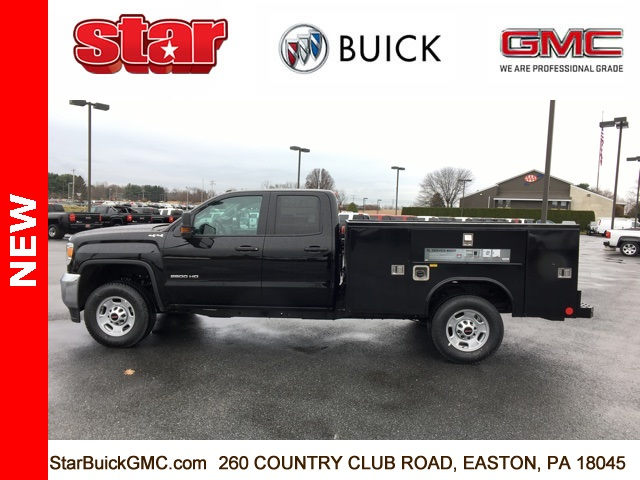 2019 Sierra 2500 Extended Cab 4x4,  Reading SL Service Body #490024 - photo 6