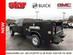 2019 Sierra 2500 Extended Cab 4x4,  Reading SL Service Body #490024 - photo 2