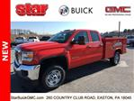 2019 Sierra 2500 Extended Cab 4x4,  Reading Service Body #490038 - photo 1