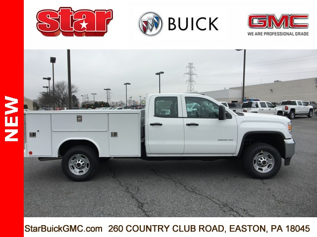 2019 Sierra 2500 Extended Cab 4x2,  Reading Service Body #490055 - photo 4