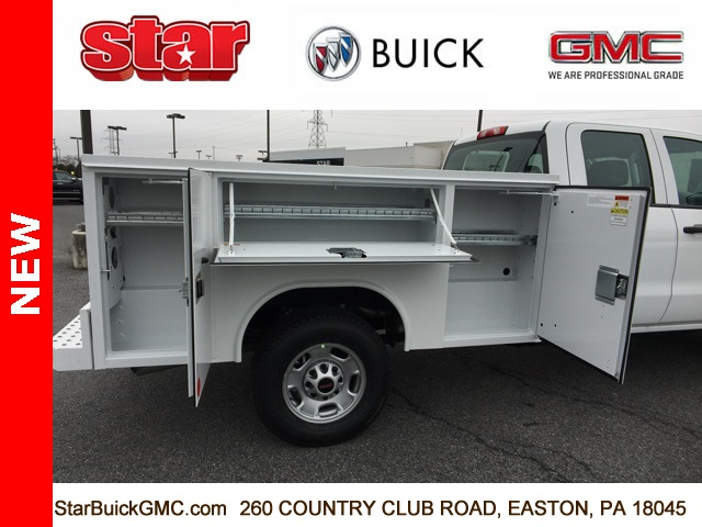 2019 Sierra 2500 Extended Cab 4x2,  Reading Service Body #490055 - photo 23