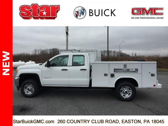 2019 Sierra 2500 Extended Cab 4x2,  Reading Service Body #490055 - photo 6