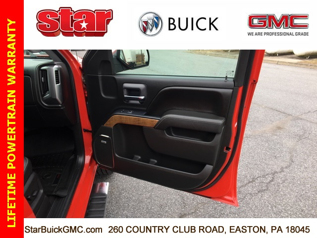 2016 Silverado 1500 Crew Cab 4x4,  Pickup #490080A - photo 11