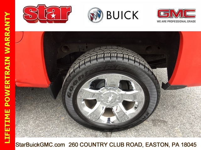 2016 Silverado 1500 Crew Cab 4x4,  Pickup #490080A - photo 36