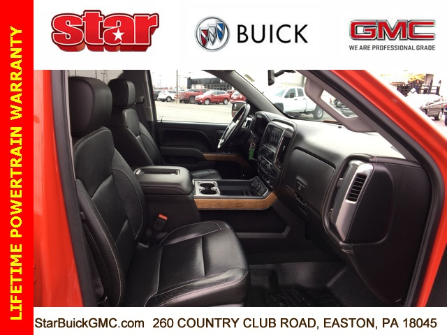 2016 Silverado 1500 Crew Cab 4x4,  Pickup #490080A - photo 9