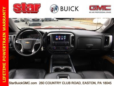 2016 Silverado 1500 Crew Cab 4x4,  Pickup #490080A - photo 21