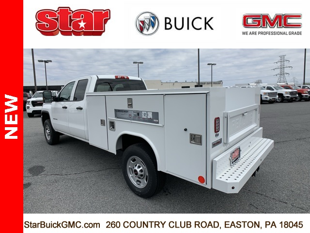2019 Sierra 2500 Extended Cab 4x4,  Reading Service Body #490212 - photo 1