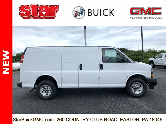 2020 GMC Savana 3500 4x2, Empty Cargo Van #500068 - photo 4