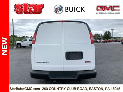 2020 GMC Savana 3500 4x2, Empty Cargo Van #500068 - photo 8