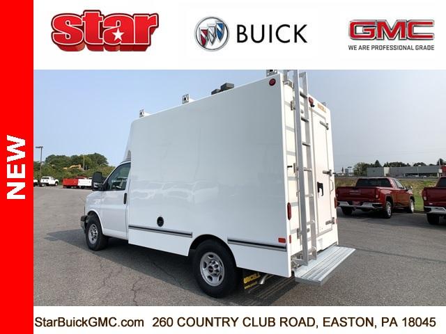 2020 GMC Savana 3500 4x2, Unicell Aerocell CW Cutaway Van #500069 - photo 7