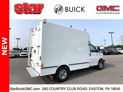 2020 GMC Savana 3500 4x2, Unicell Aerocell CW Cutaway Van #500069 - photo 2