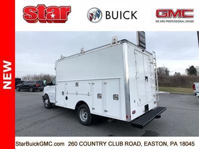 2020 GMC Savana 3500 4x2, Supreme Spartan Service Utility Van #500107 - photo 2