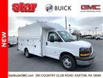 2020 GMC Savana 3500 4x2, Supreme Spartan Service Utility Van #500107 - photo 3