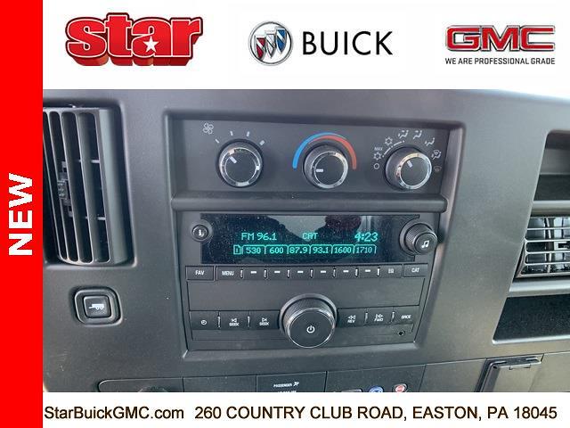 2020 GMC Savana 3500 4x2, Unicell Aerocell CW Cutaway Van #500126 - photo 14
