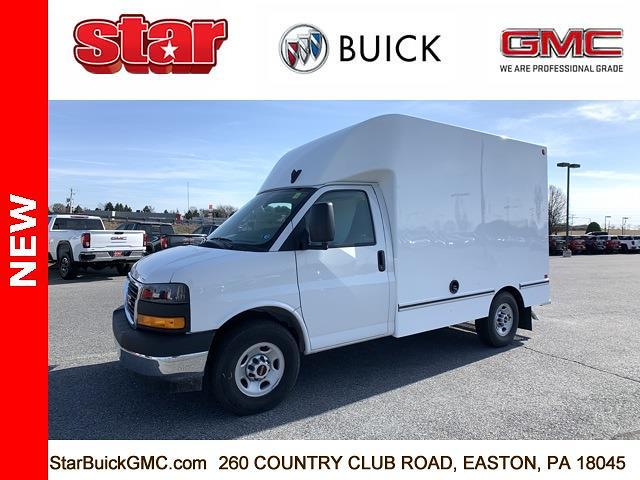 2020 GMC Savana 3500 4x2, Unicell Aerocell CW Cutaway Van #500126 - photo 5