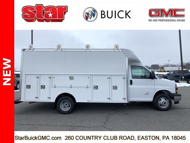 2021 GMC Savana 4500 DRW 4x2, Supreme Spartan Service Utility Van #510013 - photo 3