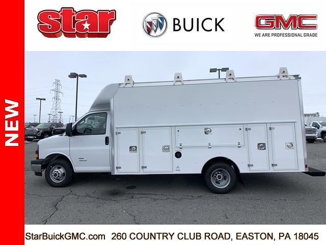 2021 GMC Savana 4500 DRW 4x2, Supreme Spartan Service Utility Van #510013 - photo 6