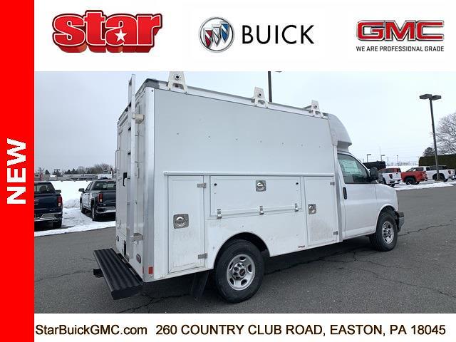 2021 GMC Savana 3500 4x2, Supreme Service Utility Van #510022 - photo 1