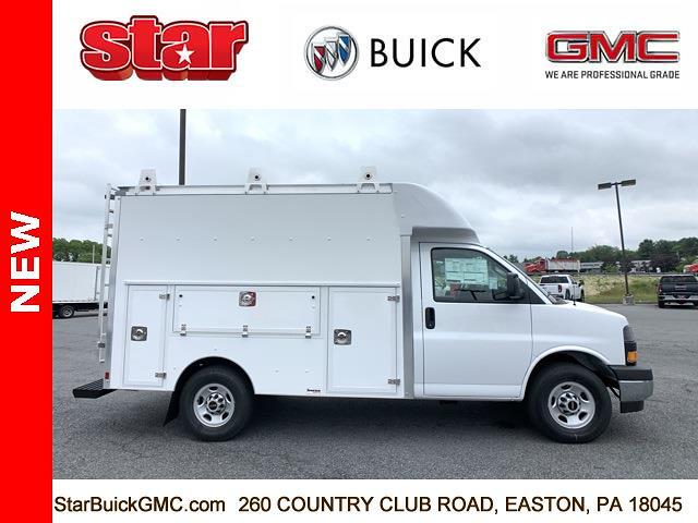 2021 GMC Savana 3500 4x2, Supreme Spartan Service Utility Van #510023 - photo 3