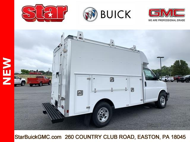 2021 GMC Savana 3500 4x2, Supreme Service Utility Van #510023 - photo 1