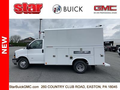 2021 GMC Savana 3500 4x2, Reading RVSL Service Utility Van #510026 - photo 6