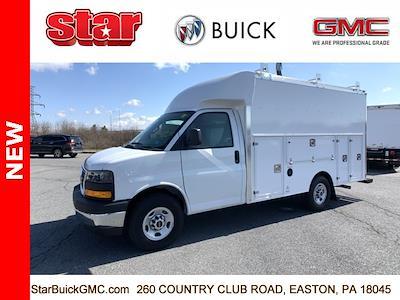 2021 GMC Savana 3500 4x2, Supreme Spartan Service Utility Van #510027 - photo 5