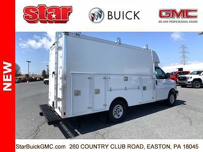 2021 GMC Savana 3500 4x2, Supreme Spartan Service Utility Van #510027 - photo 2