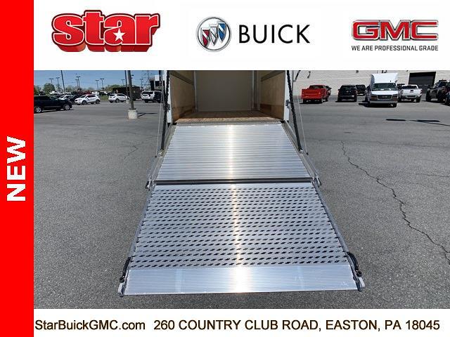 2021 GMC Savana 4500 DRW 4x2, Morgan Parcel Aluminum Cutaway Van #510042 - photo 20