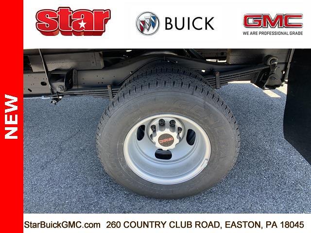 2021 GMC Savana 4500 DRW 4x2, Morgan Parcel Aluminum Cutaway Van #510042 - photo 23
