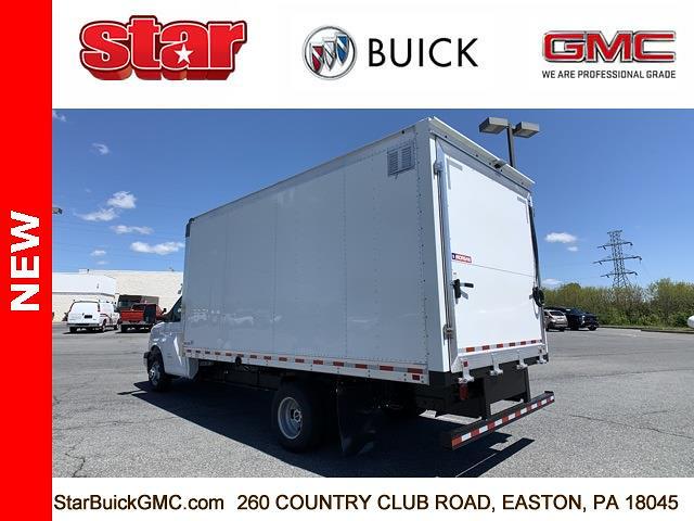 2021 GMC Savana 4500 DRW 4x2, Morgan Parcel Aluminum Cutaway Van #510042 - photo 7