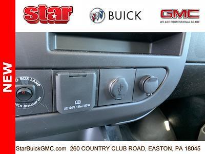 2021 GMC Savana 4500 DRW 4x2, Morgan Parcel Aluminum Cutaway Van #510042 - photo 12