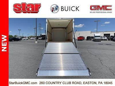 2021 GMC Savana 4500 DRW 4x2, Morgan Parcel Aluminum Cutaway Van #510042 - photo 19