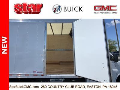 2021 GMC Savana 4500 DRW 4x2, Morgan Parcel Aluminum Cutaway Van #510042 - photo 22