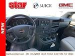 2021 GMC Savana 4500 DRW 4x2, Morgan Parcel Aluminum Cutaway Van #510042 - photo 11