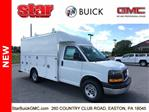 2018 Savana 3500 4x2,  Supreme Spartan Service Utility Van #580030 - photo 3