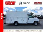 2018 Savana 3500 4x2,  Supreme Spartan Service Utility Van #580030 - photo 4