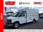 2018 Savana 3500 4x2,  Supreme Spartan Service Utility Van #580030 - photo 1