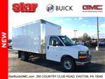2019 Savana 3500 4x2,  Morgan Parcel Aluminum Cutaway Van #590004 - photo 3