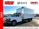 2019 Savana 3500 4x2,  Morgan Parcel Aluminum Cutaway Van #590004 - photo 1