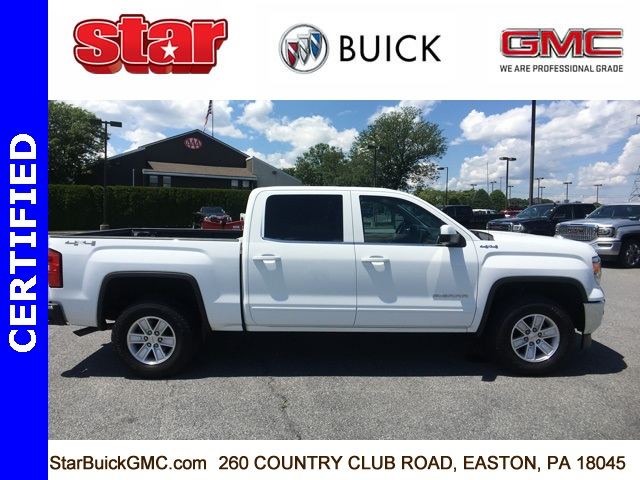 2015 Sierra 1500 Crew Cab 4x4,  Pickup #7399 - photo 3