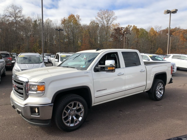 2015 Sierra 1500 Crew Cab 4x4 Pickup #0893 - photo 4