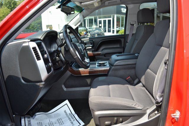 2016 Sierra 1500 Crew Cab 4x4,  Pickup #1132 - photo 10