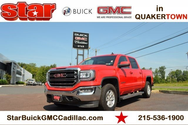 2016 Sierra 1500 Crew Cab 4x4,  Pickup #1132 - photo 1
