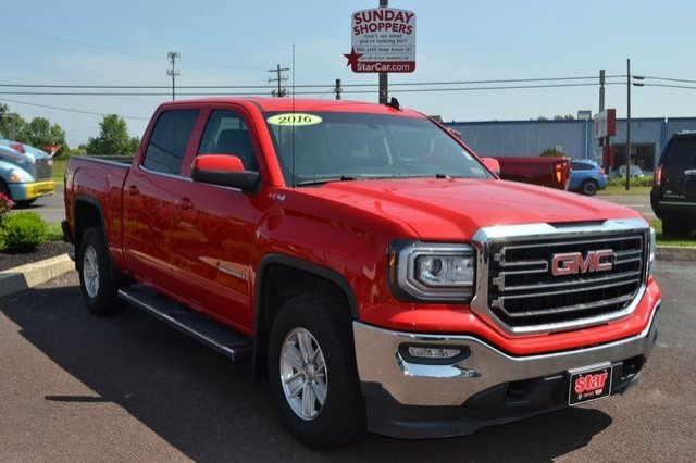 2016 Sierra 1500 Crew Cab 4x4,  Pickup #1132 - photo 5