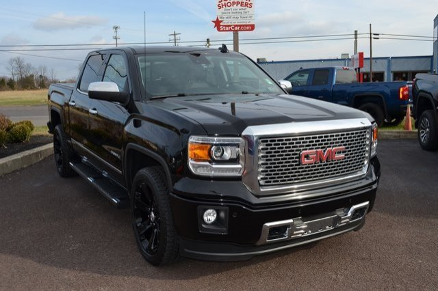 2015 Sierra 1500 Crew Cab 4x4,  Pickup #1204 - photo 4