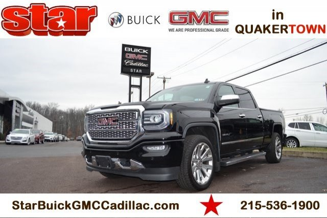 2016 Sierra 1500 Crew Cab 4x4,  Pickup #1221 - photo 1
